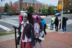 DSC_2730 (Krystal OBrien) Tags: zombie zombies fredericksburg zombiewalk crawlofthedead meanmommyclub