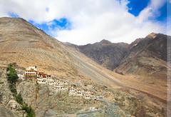Diskit Monastery (rahul_2800) Tags: india himalaya tamron leh ladakh jammukashmir diskit diskitmonastery canon550d rahulkinikar