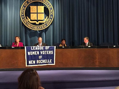 Leauge of Women Voters of New Rochelle