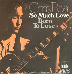 1 - Rea, Chris - So Much In Love - D - 1974 (Affendaddy) Tags: germany 1974 chrisrea borntolose ariola somuchlove vinylsingles collectionklaushiltscher 13417at uk1980spoprock