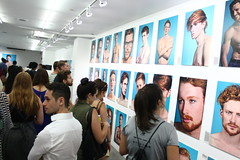 Gingers On View (agent j loves nyc) Tags: nyc newyorkcity art fashion les lowereastside thomasknights bosicontemporarygallery lesartfashion redhot100 lowereastsideopeningnightartfashion openingnightartfashion lowereastsideartandfashion