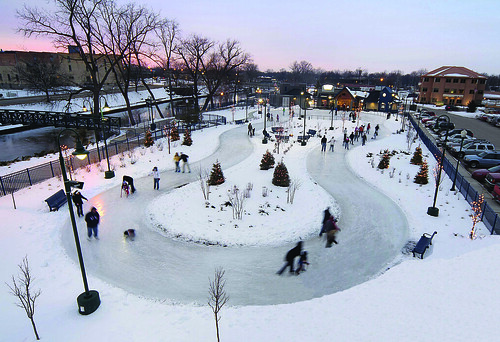 Elkhart Skating Path