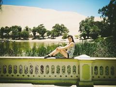 Huacachina :) oasis au perou