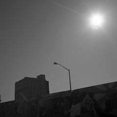 Domino (missiletest) Tags: nyc newyorkcity blackandwhite bw newyork 120 film brooklyn mediumformat minolta 120film grayscale domino greyscale dominosugar autocord mediumformatfilm minoltaautocord