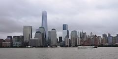 West side of Manhattan (Renagus Foto) Tags: nyc cruise skyline river landscape manhattan hudson