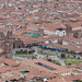 Cusco vista do cristo