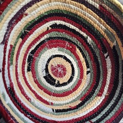 "The second patchwork basket of the day is coming together nicely, don't you agree? • <a style=""font-size:0.8em;"" href=""https://www.flickr.com/photos/54958436@N05/15925269200/"" target=""_blank"">View on Flickr</a>"