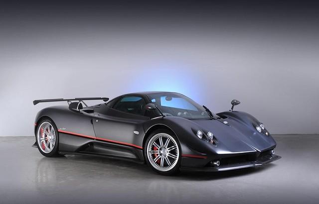 2015 Pagani Zonda R Concept
