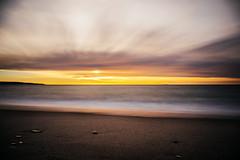 Calabria d'Inverno 3 (matteo.procopio) Tags: sunset sea colour landscape long exposure tramonto colore calabria stromboli esposizione