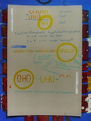 """""""an apple a day keeps the doctor away - An ENSO a Day ..."""" continuation Brainstorming Uhu: mathematics with letters - Echoism, Onomatopoeia, Lautmalerei um 2 Spiegelachsen, Palindrom - Advent Calendar """"Secret of the Owl. Geheimnis der Eule"""" 6. 1. 2015"""