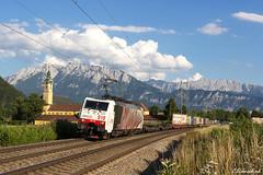 Lokomotion 189 918 am Kloster Raisach (TheKnaeggebrot) Tags: lomo br zebra kloster 189 lokomotion klv raisach