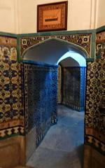 Baños de Ganje Ali Khan Kerman Irán 07 (Rafael Gomez - http://micamara.es) Tags: de iran persia ali baths khan kerman ganj baños irán ganje