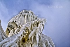 DSC02820RPS (Scott Glenn) Tags: lighthouse cold ice frozen stjoseph lakemichigan freeze frigid beacon icemonster northpier sonyalpha tiscorniapark outerlight puremichigan