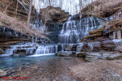 Machine Falls - Short Springs SNA - Jan. 10, 2015 (mikerhicks) Tags: usa geotagged unitedstates hiking tennessee waterfalls tullahoma sigma1020mmf456exdc lakehills tennesseestateparks machinefalls shortspringsstatenaturalarea canon7dmkii geo:lat=3541275667 geo:lon=8617909833