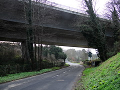 Brides Glen Road under the M50 (turgidson) Tags: road bridge ireland dublin 6 studio underpass lens concrete four prime raw motorway authority olympus glen panasonic developer national micro infrastructure pro brides pancake 20mm roads dual asph nra omd thirds m50 carriageway f17 m43 dualcarriageway silkypix primelens em5 mirrorless p1110328 nationalroadsauthority microfourthirds 20mmf17 hh020 20mmf17asph panasonic20mmf17asph bridesglenroad olympusem5 olympusomdem5 silkypixdeveloperstudiopro6