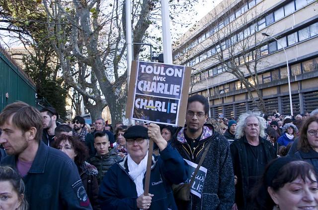 Toulon est Charlie