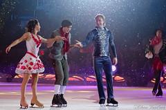 Johnny Weir,Evgeni Plushenko,Irina Slutskaya,Tomash Verner (Elena Vasileva /  ) Tags: figureskating iceshow johnnyweir thesnowking