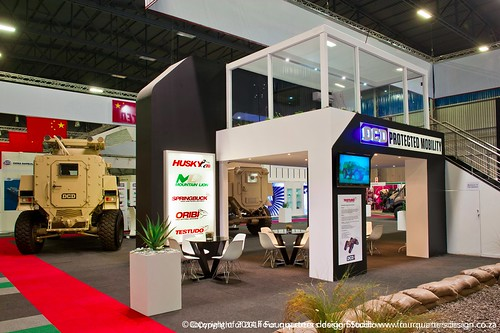 AFRICA AEROSPACE AND DEFENCE STAND BUILDERS-1