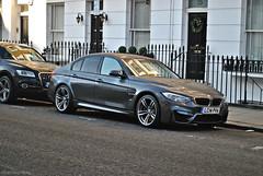 BMW M3 Saloon (CA Photography2012) Tags: ca london car sedan photography united gray kingdom automotive icon knightsbridge m exotic german bmw kensington f80 division m3 mayfair saloon supercar spotting sportscar v6 belgravia lc14pva