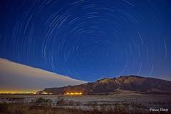 -  - Stars orbits - Huo-Yan-Shan (Flame mountain) - Sanyi - Miaoli (prince470701) Tags: taiwan miaoli  sanyi    flamemountain huoyanshan sony1635za starsorbits sonya99