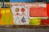 Nietzsche...on children street art (Antonio Martorella) Tags: streetart children running run aphorism nietzsche aforisma canon70d antomarto ntomarto