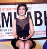 Akshara Hassan Oops Stills at Hindi Movie Shamitabh Trailer Launch Photos
