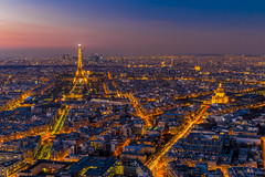 Paris from Montparnasse (Brandon Taoka) Tags: pwlandscape