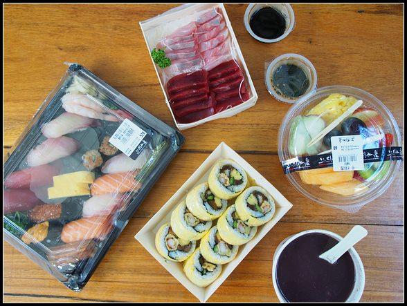 台北日本料理推薦 ▎上引水產 (三井餐飲事業) @ 台北漁市