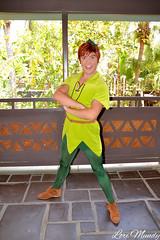 Peter Pan (disneylori) Tags: peterpan disney disneyworld characters wdw waltdisneyworld magickingdom adventureland disneycharacters facecharacters meetandgreetcharacters