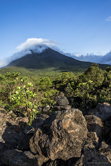 Don't Wake the Monster (ThoughtSusan) Tags: volcano costarica lafortuna