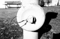 locked (monika keller) Tags: hydrant locks sw locked flickrfriday schlos