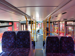 GAL MHV17 - BU16OZE - INTERIOR - BV BUS GARAGE - THUR 28TH APR 2016 C (Bexleybus) Tags: bus london ahead volvo interior garage go egyptian belvedere bv bodywork mcv goahead evoseti mhv17 bu16oze