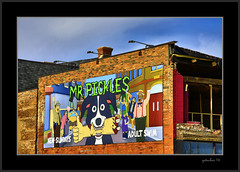 Mr Pickles (the Gallopping Geezer 3.5 million + views....) Tags: building sign mi canon store downtown michigan ad detroit sigma structure advertisement business signage geezer advertise 24105 2016 5d3