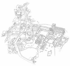 Rievaulx Abbey, Rievaulx, North Yorkshire