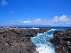 Makaluapuna Point (altfelix11) Tags: ocean hawaii lava maui pacificocean kapalua lanai makaluapunapoint