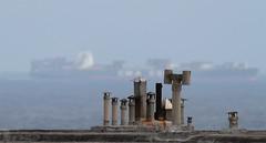 ..vecchi comignoli affacciati sul mare.. (Carla@) Tags: canon europa italia liguria mfcc supershot
