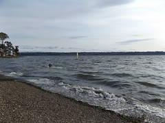 12a - May 27, 2016 - wind surfers at Browns Point (kazuhikogriffin) Tags: windsurfers brownspoint