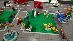 WP_20160625_19_02_54_Rich (mrfuture681) Tags: park city statue fun lego