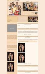 Fuller House / Full House Wordpress Theme Premade (sabinanilssonako) Tags: fullerhouse fullhouse wordpresstheme wordpress premade fansite design