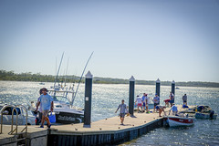 Greenwell Point Jetty (Visit Shoalhaven) Tags: family holiday river point fun coast fishing jetty south wharf shoalhaven unspoilt greenwell