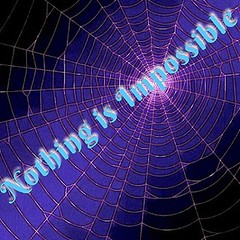 I took a photograph of a spiders web and digitally enhanced I hope you like.#web #spidersweb #photoshop #design #quote #spiderman #impossible #nothing #aspiretoinspire (AspirePhotography1) Tags: square squareformat iphoneography instagramapp uploaded:by=instagram