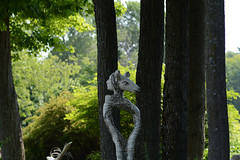 DSC_1453a (Fransois) Tags: summer sculpture art nature poetry qubec t dunham posie ctesdardoise