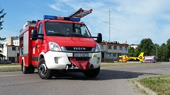 JRG Malbork - Iveco Daily - 481[G]20 (TheSamoloot) Tags: blue rescue 3 truck fire lights code s daily ambulance renault vehicles master r vehicle p trucks emergency department iveco eurocopter response jrg bluelights ec135 malbork straz ambulans kareta responding wypadek code3 poar pozar stra poarna strapoarna strazpozarna jednostka pozarna ratowniczo gasnicza alarmowo
