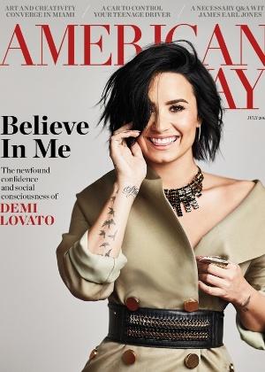 """Demi lembra vício e distúrbio alimentar: """"Não achava que passaria dos 21"""""""