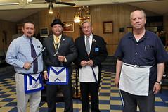 Visitors and WM John Shaughnessy (Pewee Valley Lodge 829) Tags: mason masonry masonic peweevalleymasoniclodge peweevalley peweevalleymasoniclodge829 peweevalleylodge829 kentucky
