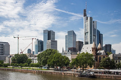 Mainhattan, Frankfurt (EFmt) Tags: frankfurt germany mainhattan