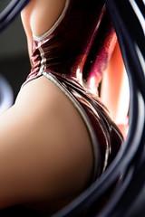 Kanu Unchou - China Dress - 04 (diespielzeuge) Tags: china blue red black anime sexy scale girl beauty japan toy toys japanese model nikon dress manga sensual figure kanu pvc bishoujo dsz spielzeuge unchou pvcfigure d7100 diespielzeuge