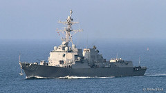 USS Truxtun (Gedour Ar Minou - Shipspotter) Tags: france bretagne brest usnavy goulet navyships shipspotting arleighburkeclass usstruxtun naviresmilitaires