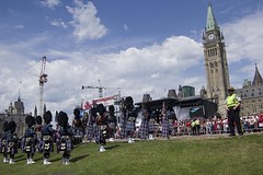 RCAF Band (Stephen Gardiner) Tags: ottawa ontario 2016 canadaday parliamenthill canada july1 celebration pentax k3ii 1645