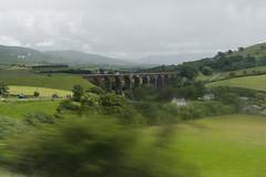 Trajet en train London-Glasgow